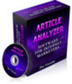 Thumbnail Article Analyzer - Software