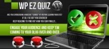 Thumbnail WP EZ Quiz Plugin
