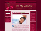 3 Valentines Day HTML & WP Templates Graphics