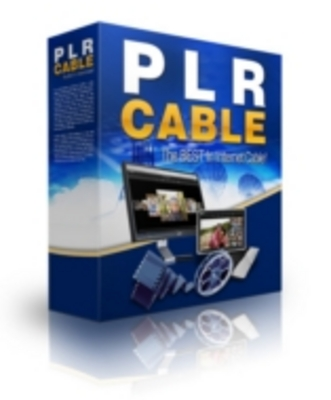 Product picture PLR Cable - World Wide Web TV Unleashed 3.0
