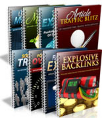 Product picture Traffic Mastery Reports Collection