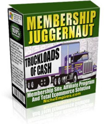 Product picture Membership Juggernaut