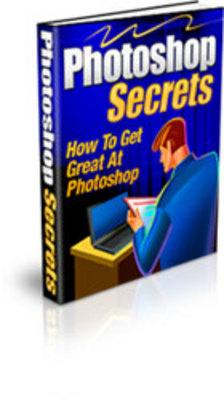 Product picture Photoshop Secrets
