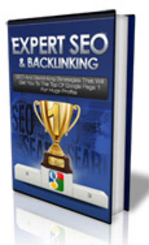 Product picture Expert SEO and Backlinking