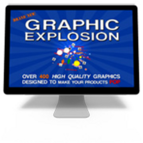 Product picture The Graphics Explosion