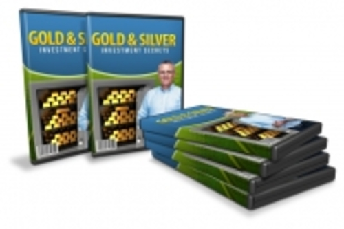 Product picture Gold & Silver Investment Secrets