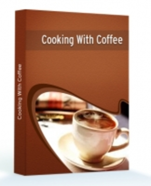 Product picture Cooking With Coffee
