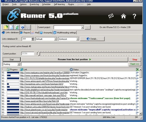 Product picture Xrumer 2,000,000 Link List Database