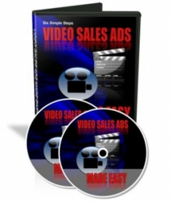 Product picture Video Sales Ads Made Easy! Video Course