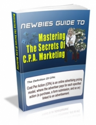 Product picture Mastering CPA Marketing Video course
