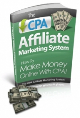 Product picture CPA Affiliate Marketing System - RR (PLR Flip Study Course)
