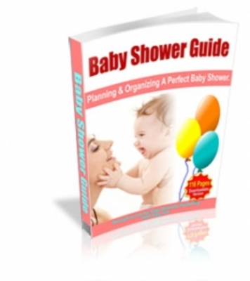 Product picture Baby Shower Guide - MRR