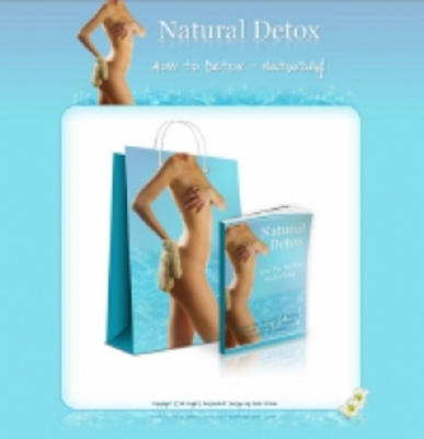 Product picture Natural Detox - PLR