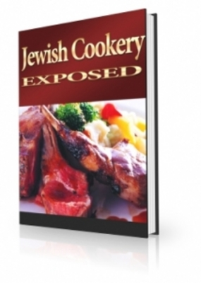 Product picture Jewish Cookery Exposed - PLR
