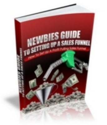 Product picture A Newbies Guide to Setting Up A Sales Funnel Ebook