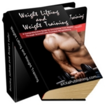 Product picture Weight Lifting and Weight Training Ebook