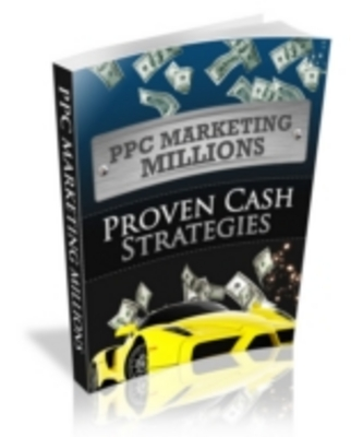 Product picture PPC Marketing Millions Ebook
