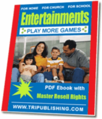 Product picture Entertainments For Home Church And School Ebook